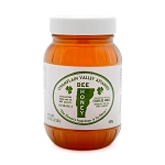 2 lb. Plastic Jar Liquid Honey