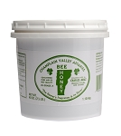 2.5 lb. plastic pail Liquid Honey