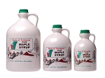 Breadloaf View Farm's Pure Vermont Amber Rich Maple Syrup - 1/2 Gallon