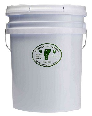 55 lb. Pail of Liquid Honey